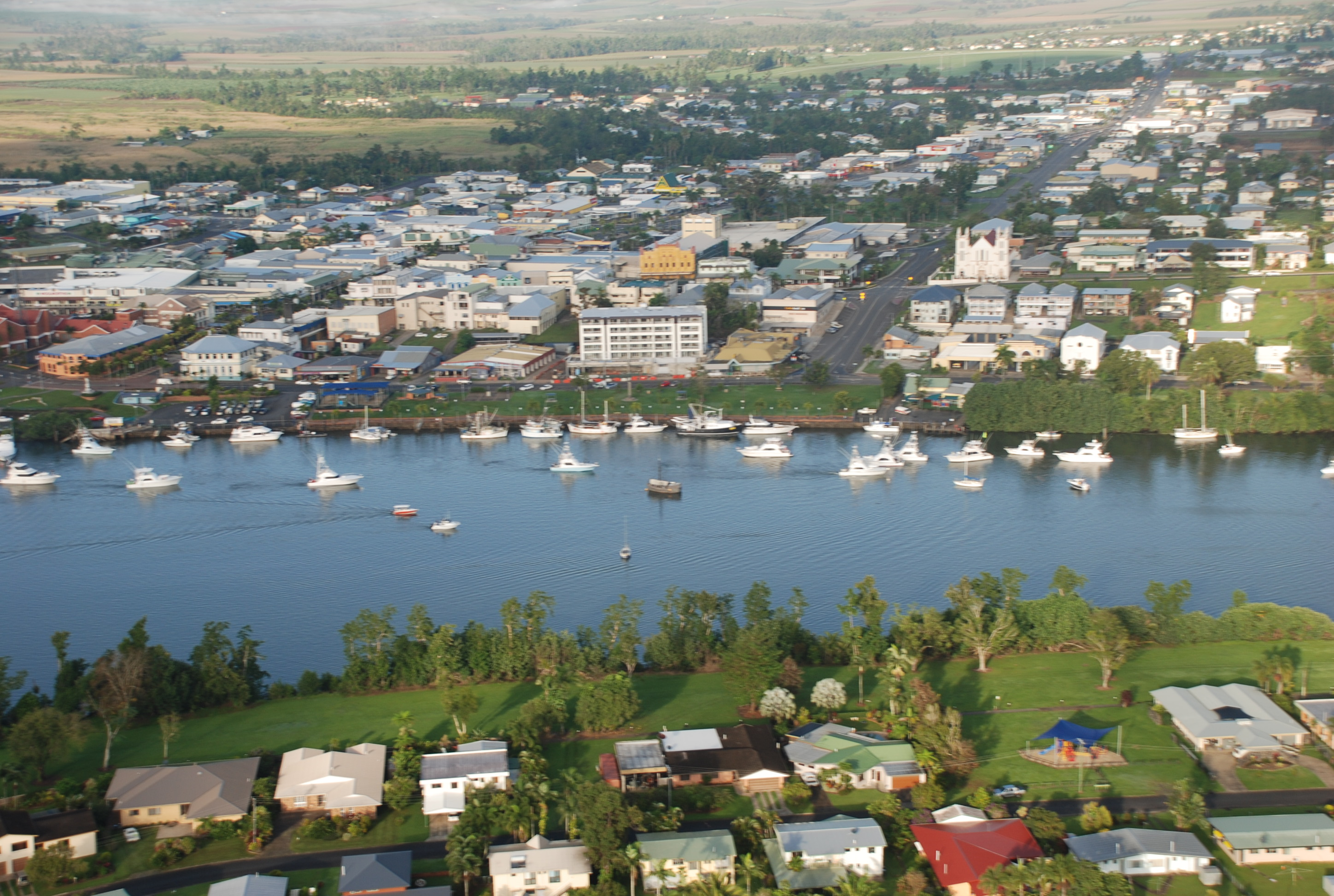 Innisfail Australia  City pictures : Innisfail North Queensland .. Location for the novel