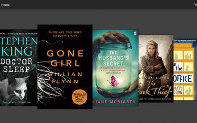 Amazon Kindle V Print Books